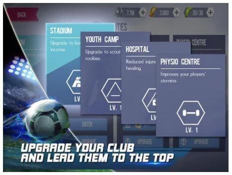 Best Offline/Online Football Games For Android   Best Soccer