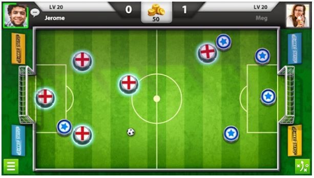 Best Offline/Online Football Games For Android | Best Soccer