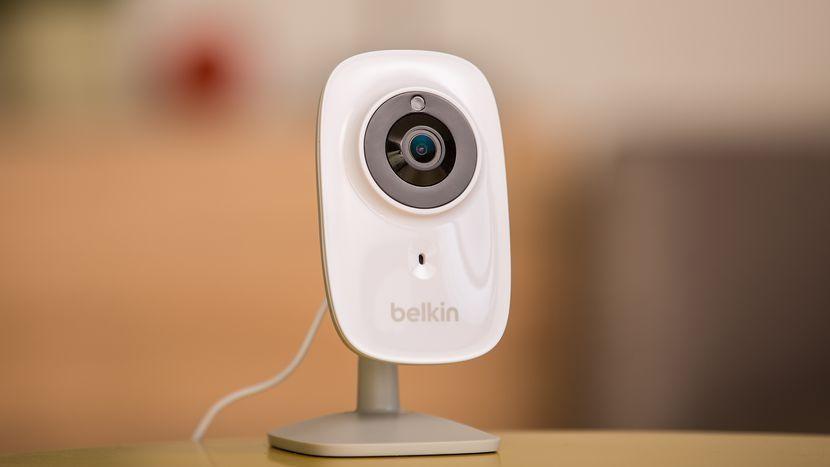 The Belkin NetCam HD