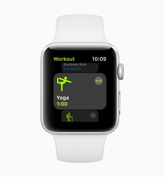 Workout App-Automatic Workout Detection