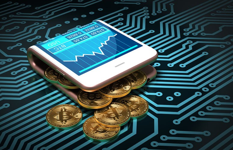 bitcoin in wallet