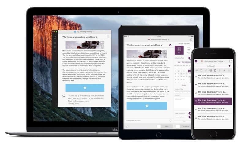 blogo Best Blog Writing Software