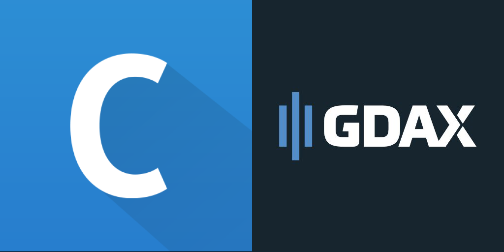 coinbase and gdax