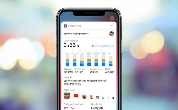 How To Use Parental Control On iOS 12