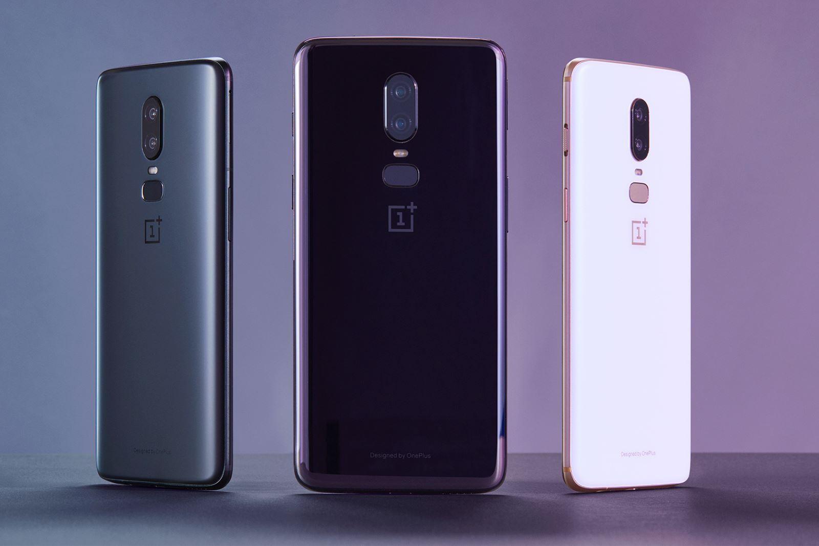 one plus 6 new smartphone