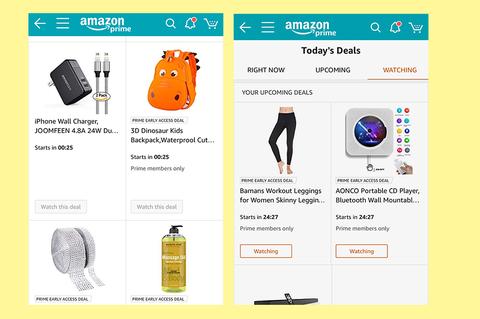 Amazon's Sneak Peak