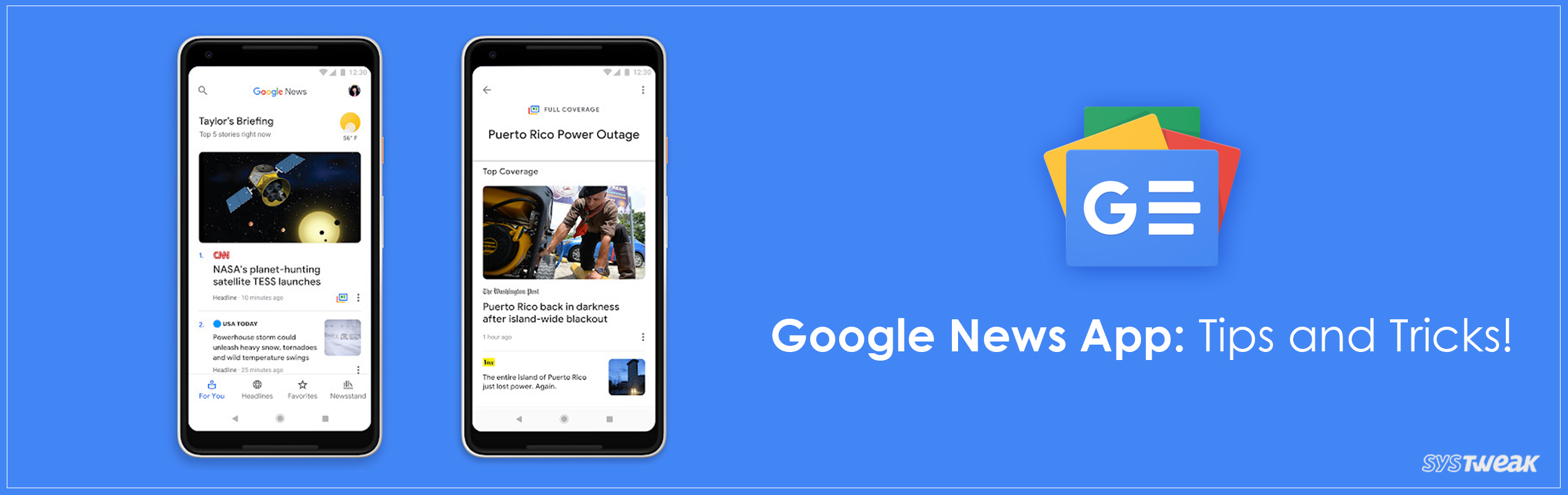 5 Tips and Tricks to Make the Most of Google News App