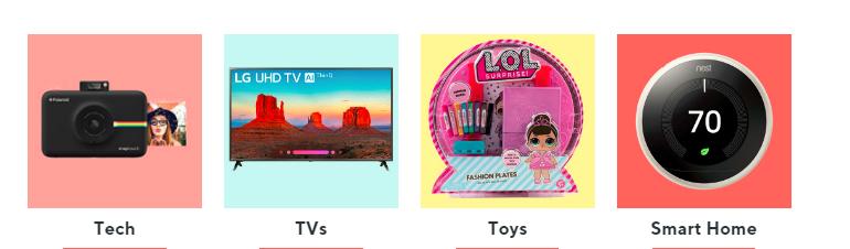 Shop in Categories