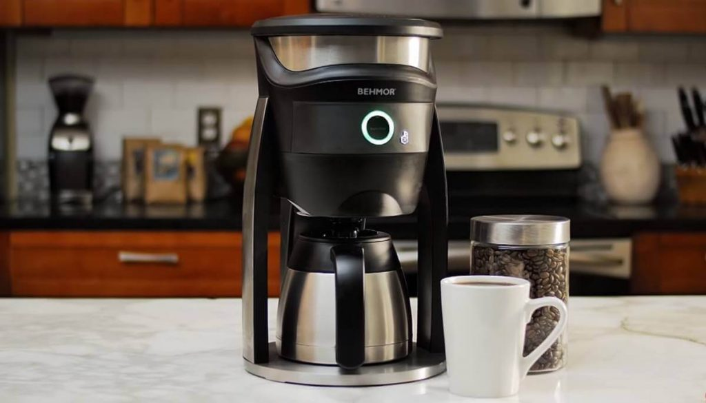 Alexa will Brew Coffee for you
