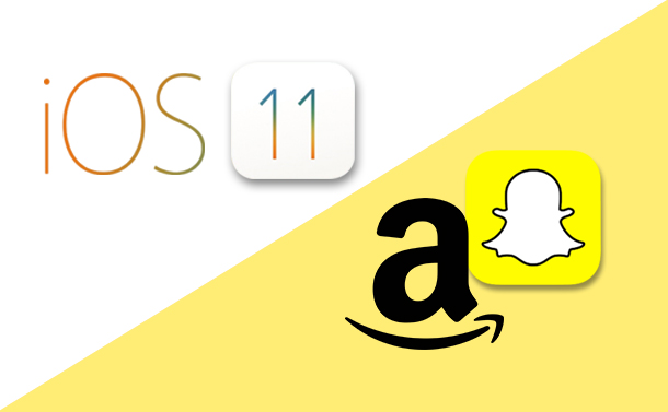 Newsletter: Apple Releases iOS 11.4.1 and Snapchat & Amazon Working Together