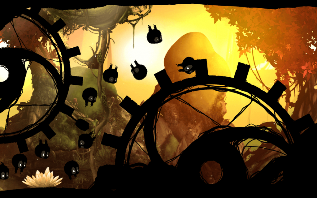 BADLAND game for android