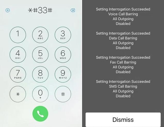 Call Barring