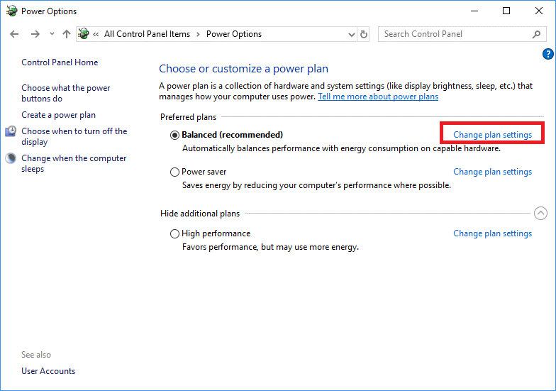 Change USB Selective Suspend Setting-2