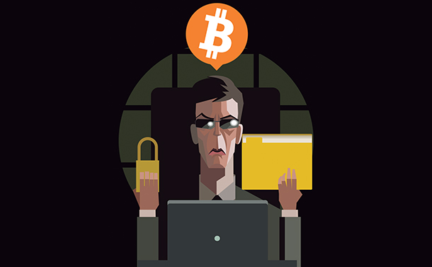 Surge of cyber crime cryptocurrencies