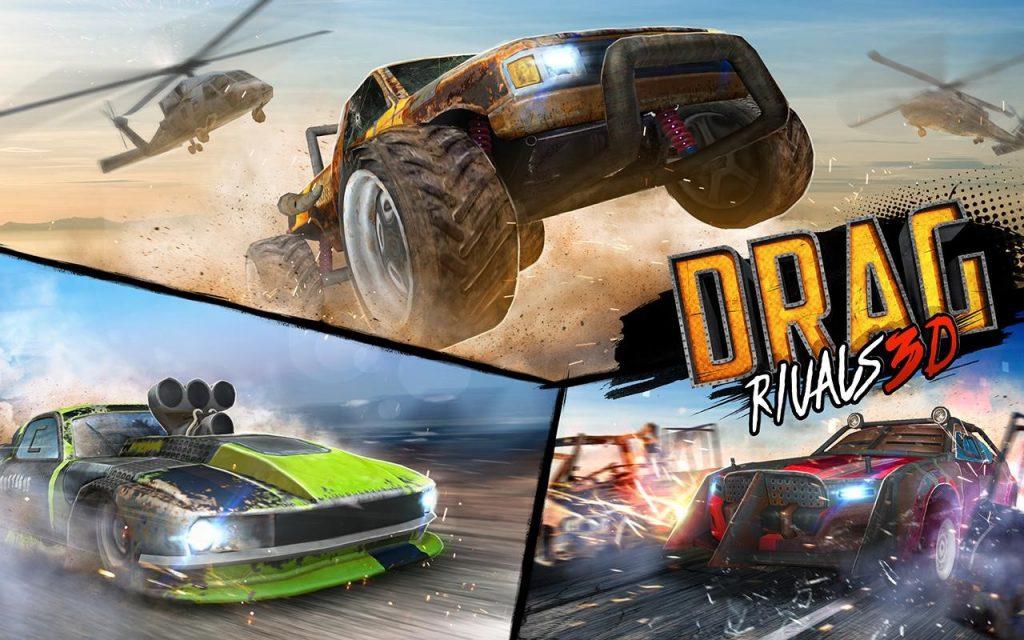 Drag Rivals 3D
