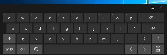 Enable Handwriting Input on Windows 10-3