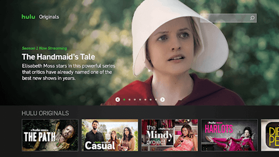 Hulu android tv apps