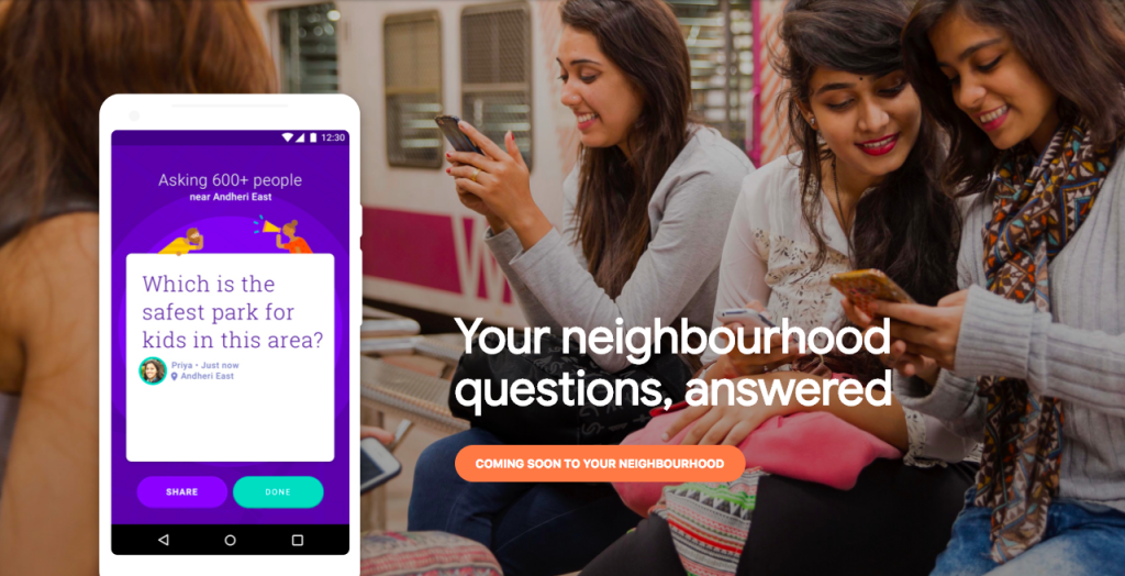 Keep up With Local Community in google neighbourly