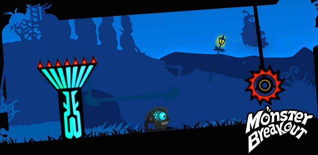 Monster BreakOut - Adventurous Platformer