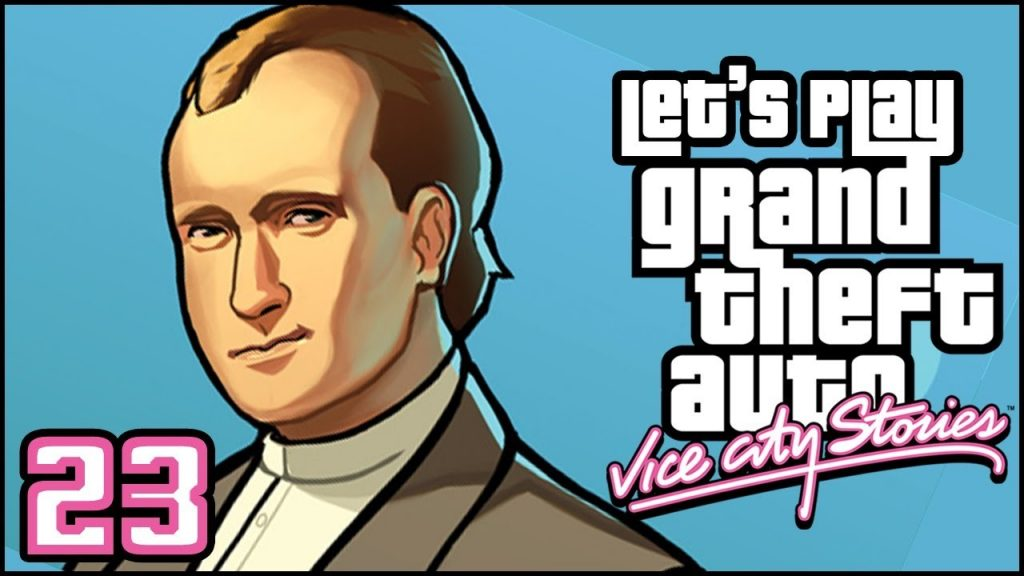 Phil Collins (in Grand Theft Auto Vice City Stories