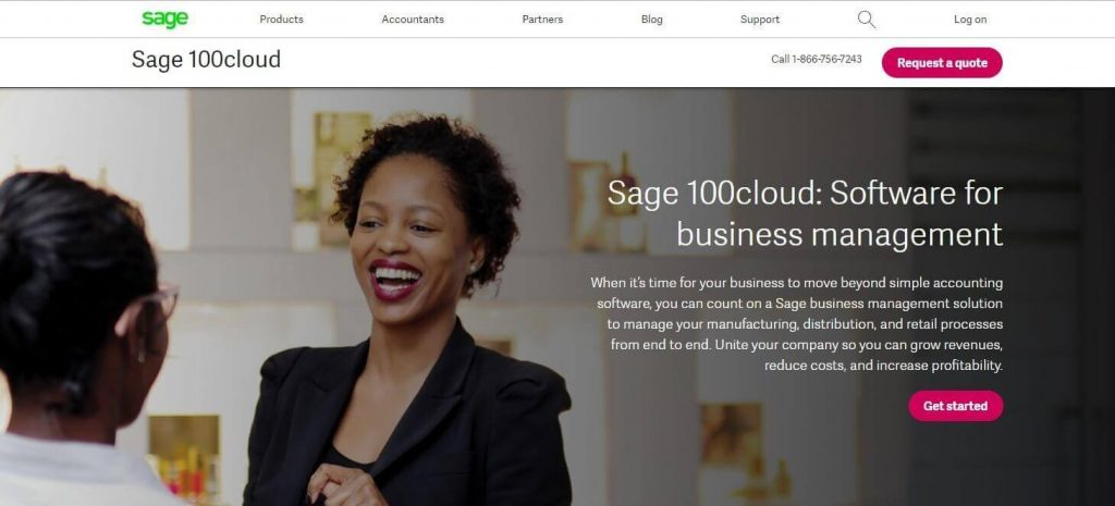 Sage 100 ERP
