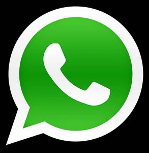 WhatsApp video chat app