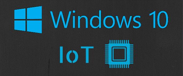 Windows 10 IoT core