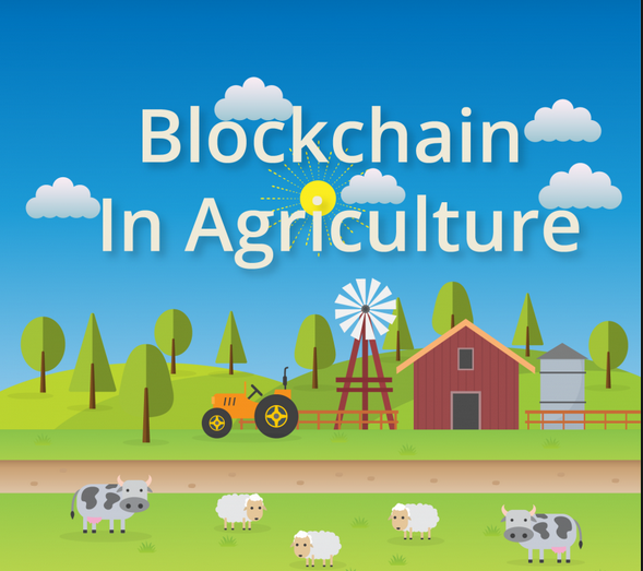 blokchcain in agriculture