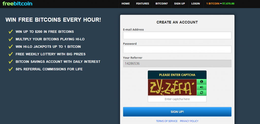 Earn Free Bitcoins Instantly with The Best Bitcoin Faucets