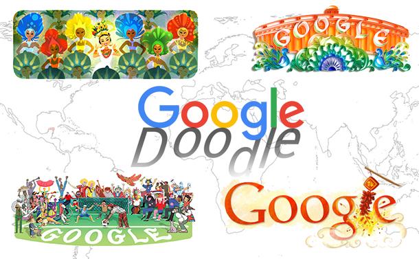 Best Interactive Google Doodles