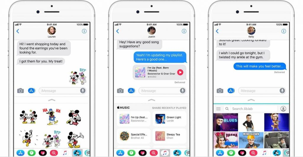Send Or Receive Text Messages On Mac When You Have iOS: