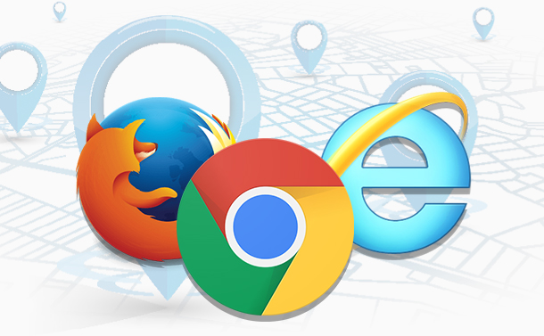 Ways To Deactivate or Fake Location on Chrome, Firefox & Edge