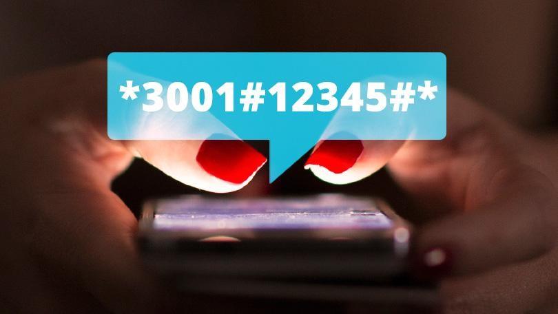 Hidden Phone Codes