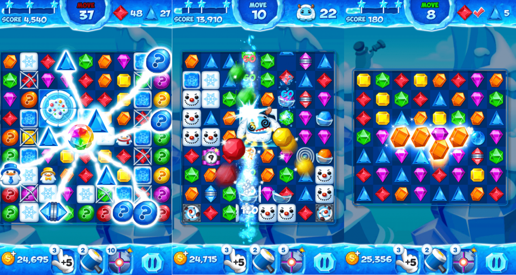 Jewel Pop Mania Match 3 Puzzle android puzzle game