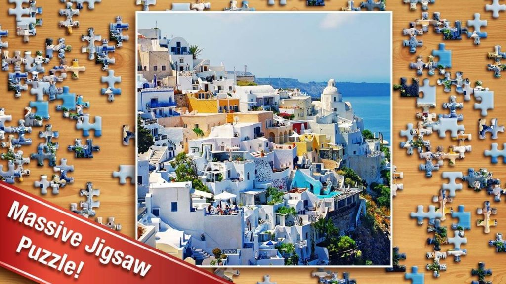 Jigsaw Puzzle android