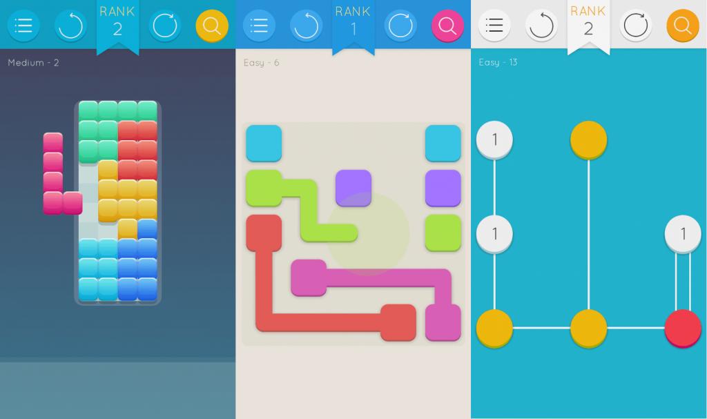 Puzzlerama - Lines, Dots, Blocks, Pipes & more