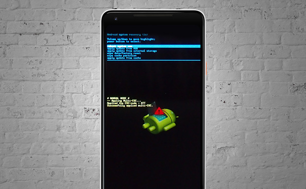 How To Take Screenshots Of Recovery Mode In Android