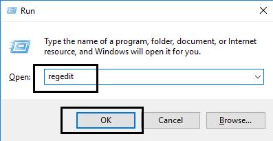 Tweak with Registry