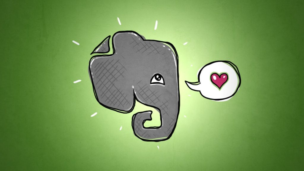 evernote changes