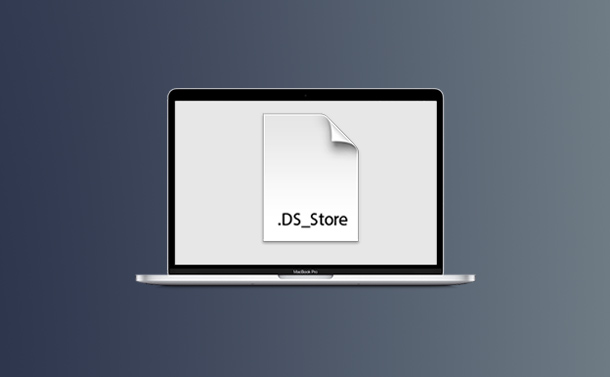 What is .DS_Store File on Mac: How and Why you should delete it