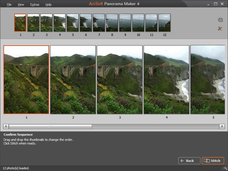 ArcSoft Panorama Maker