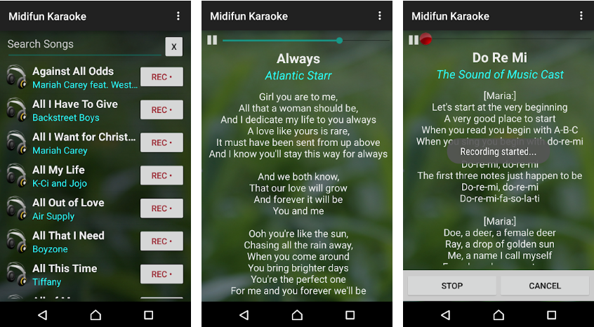 Best Karaoke Apps on Android