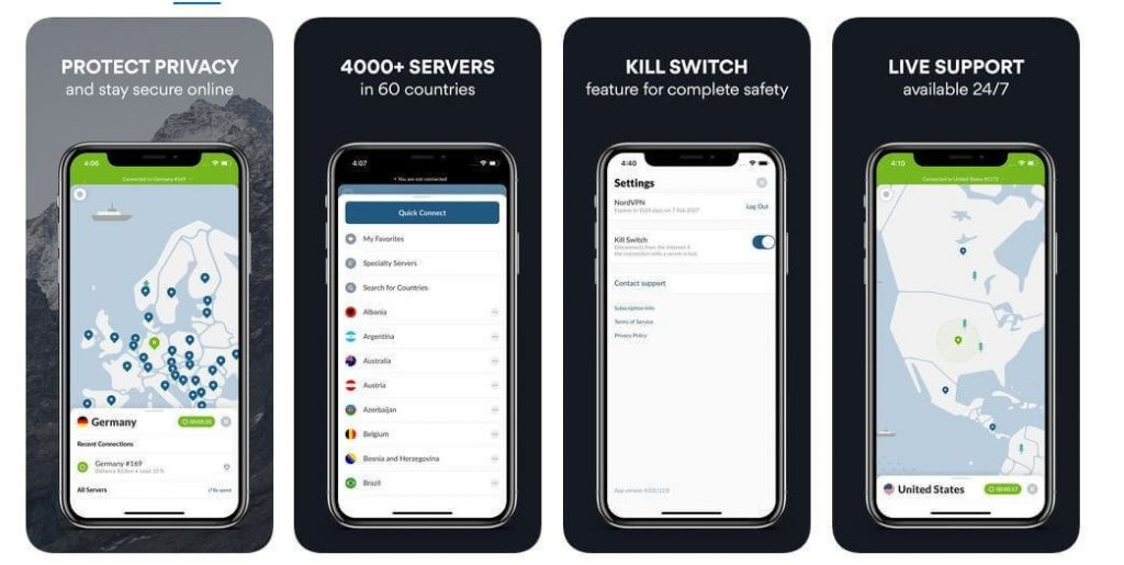 Best Free VPN For iPad and iPhone