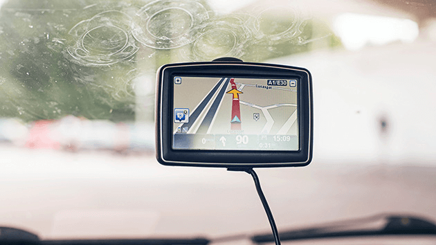 Smartphone Apps Or GPS Devices