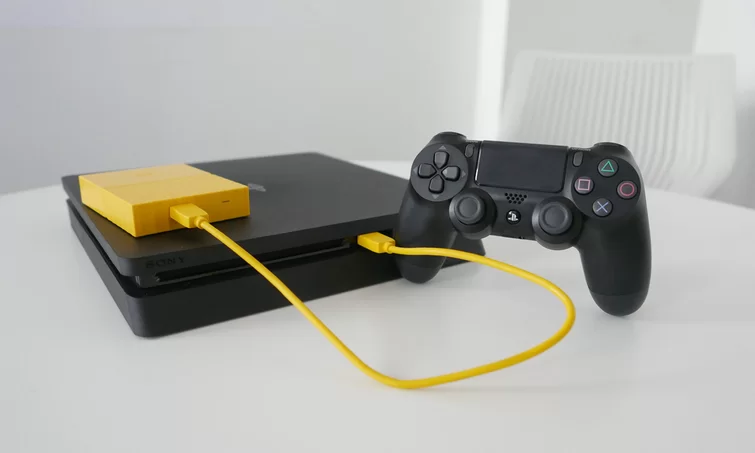 external storage on ps4
