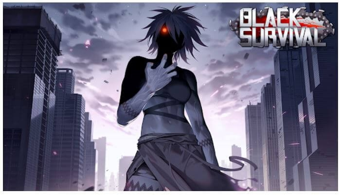 Black Survival android battle royal game