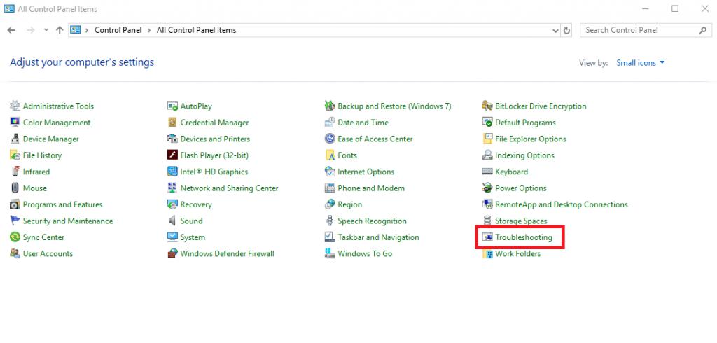 METHOD 1 Run Windows Update Troubleshooter step-2