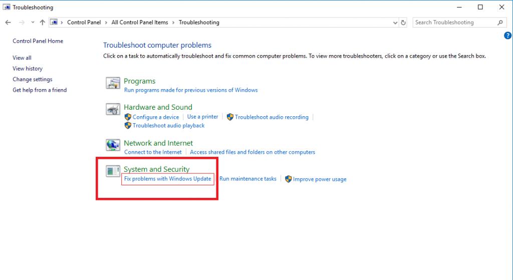 METHOD 1 Run Windows Update Troubleshooter step-3