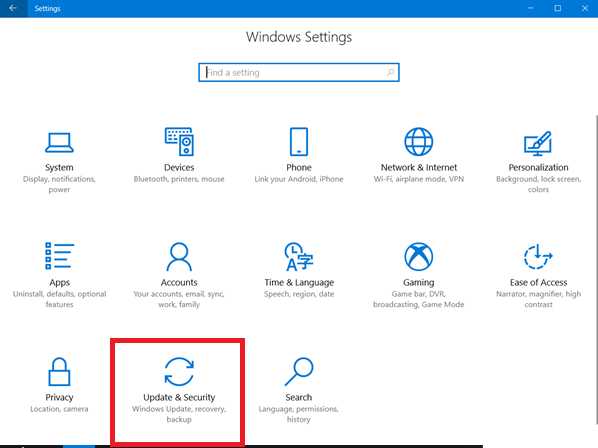 manually download windows 10 oktober update