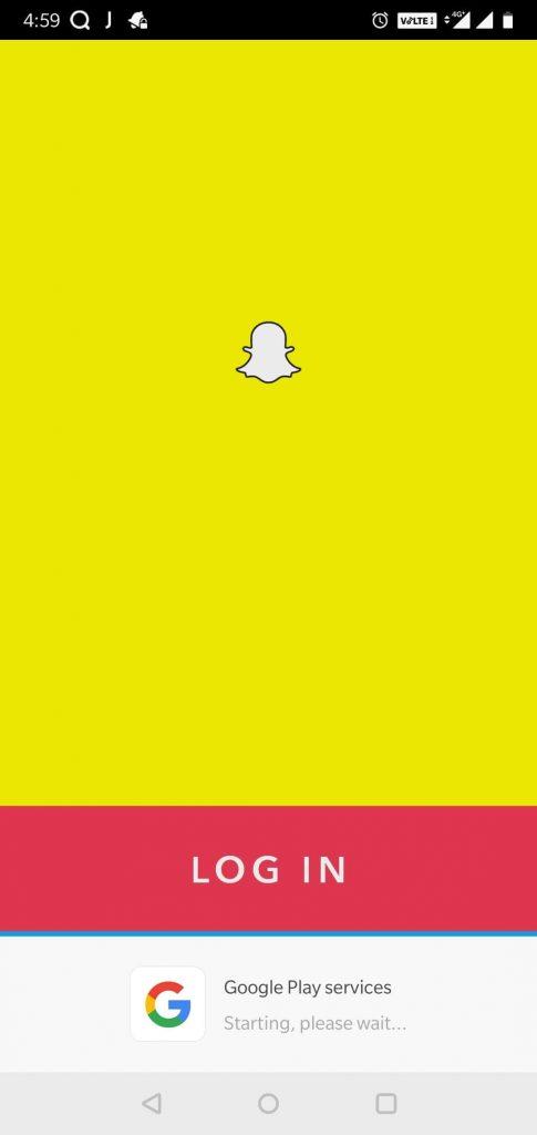 Snapchat Apk Latest Version 2019